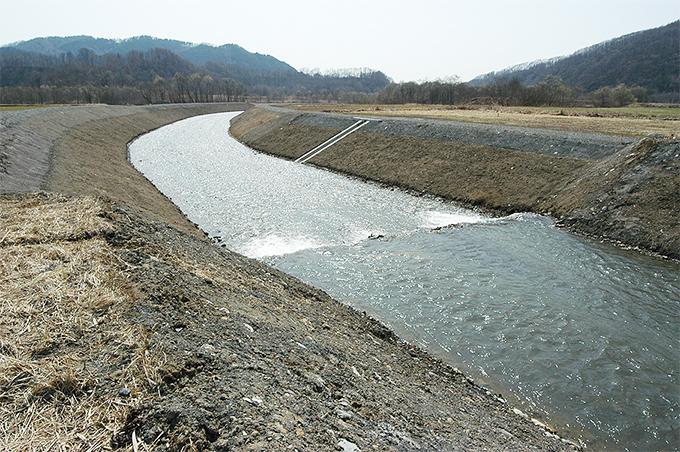 2003-04-25?・加工済・●被災前・沙流川水系ポロケシオマップ川-009・