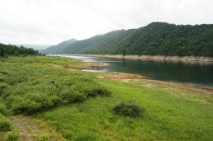2009-08-14・加工済・天塩川・岩尾内ダム・DSC_0071