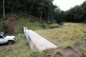 2009-08-31・加工済・ニセパオマナイ川支流百林班の沢川・147