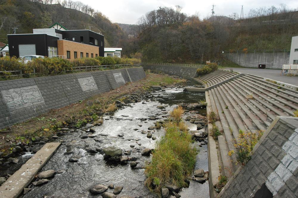 2009-10-31・加工済・ウトロ・ペレケ川・DSC_0849