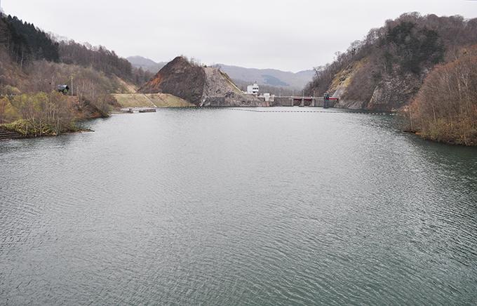 駒ヶ岳ダム