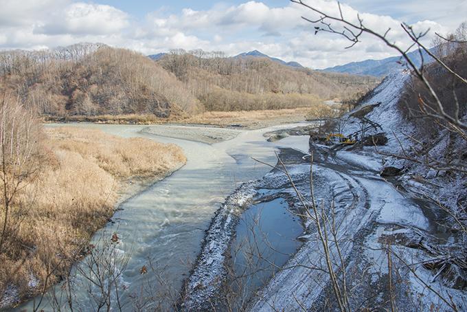 2013-11-12・加工済・額平川・平取ダム工事現場・DSC_0224