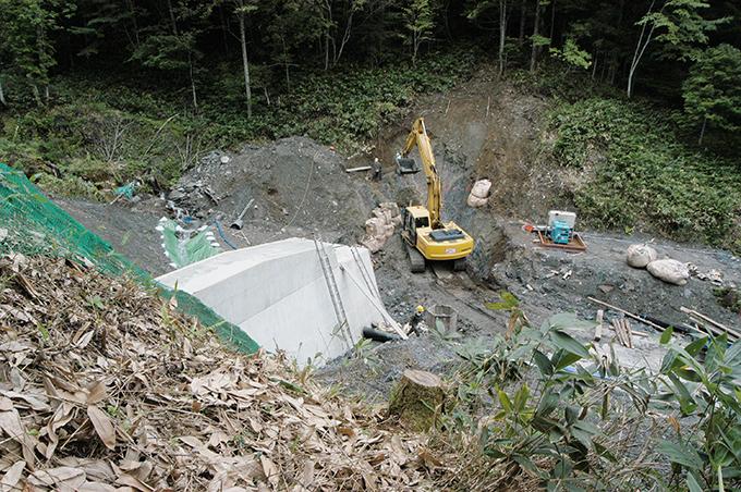 2009-08-31・加工済・ニセパオマナイ川支流1265林班沢川・299